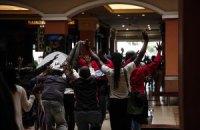 После осады торгового центра в Найроби арестован британец