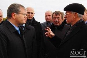 Азаров увидел благодарность людей за ЗСТ с СНГ
