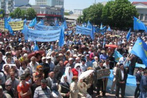 Украина подготовила 25 тыс. мест для беженцев из Крыма