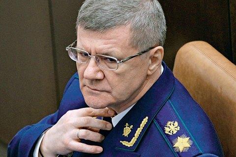 """Генпрокурор РФ обвинил """"Правый сектор"""" в попытке организовать госпереворот в России"""
