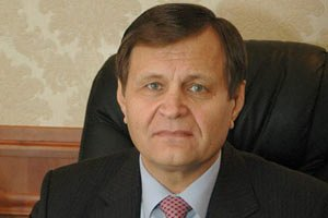 В Луганске захватили дом экс-депутата Ландика и его сына