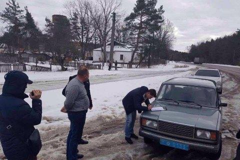 Луценко: завымогательство взятки задержаны два обвинителя