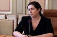 Пресс-секретарь Симоненко стала членом Нацсовета по телерадиовещанию