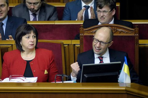 Затягивание сгосбюджетом-2016 обернется крахом для украинской экономики— Яценюк