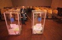 На 11 участках в Виннице нет кабин для голосования