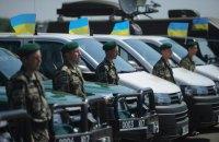 Зарплату пограничников повысили до уровня военных