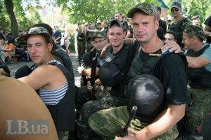 Яценюк: 50 тыс. военных приняли участие в АТО