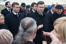 Тимошенко: Янукович боится майданов, как огня