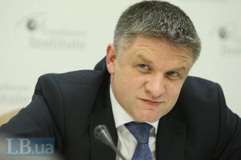 Шимкив отказался работать в Кабмине