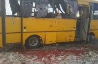 Количество жертв обстрела автобуса возле Волновахи увеличилось до 12 (обновлено)
