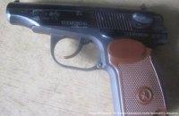 Пограничники изъяли у гражданина РФ пистолет и боеприпасы в Сумской области