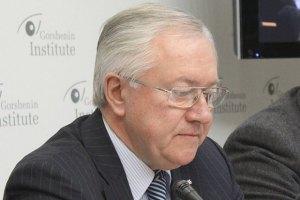 Тарасюк осудил НРУ за объединение с УНП
