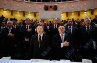 Украинские политсилы определились с датами проведения съездов