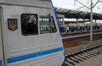 Киев ввел единый билет на городскую электричку, автобусы и трамваи на Троещине