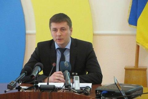 Глава Житомирской области подал в отставку