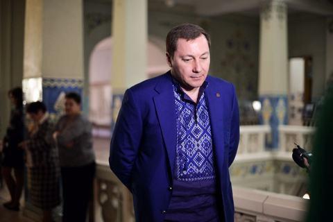 Народный депутат Р.Богдан вошел дофранкции «Батькивщина»