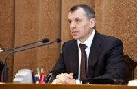 Премьером Крыма назначат спикера парламента автономии - источник