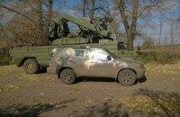 Артиллеристам в зоне АТО необходима помощь с ремонтом машин