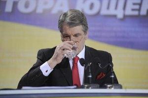 Ющенко отказывается свидетельствовать на суде по Тимошенко
