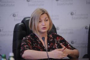 Геращенко: мы не спустим с рук власти фальсификации выборов