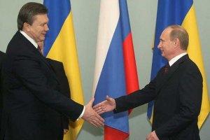 Януковича на вертолете отвезут к Путину