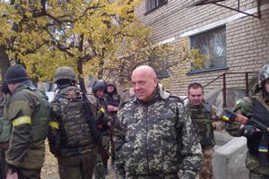 Украинские военные заняли село Крымское Луганской области
