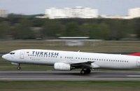 Turkish Airlines прекратит полеты в Cирию