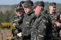 Турчинов запевнив, що Україна прийме бій у разі вторгнення