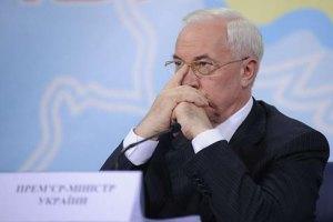 Азаров считает вопрос евроинтеграции страны излишне политизированным