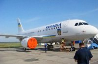 Новый самолет Януковича оборудовали позолоченной кроватью
