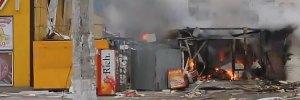 """""""Азов"""" опубликовал видео последствий обстрела террористами Мариуполя (не для слабонервных)"""