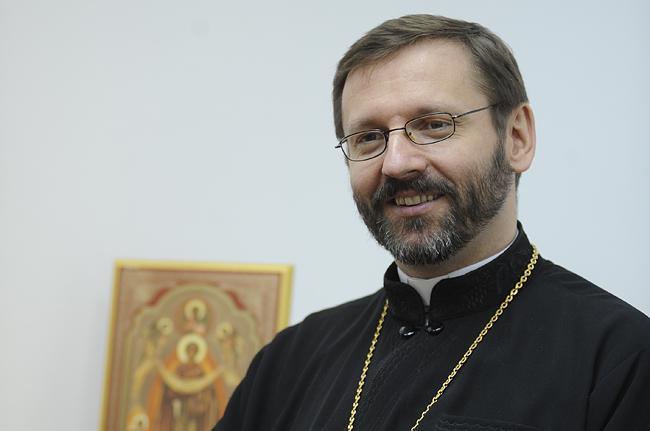 Блаженнейший Святослав (Шевчук)