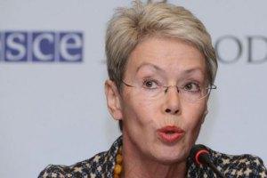 В ОБСЕ назвали повестку минской встречи