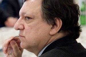 Баррозу рад, что Европа 20 лет была рядом с Украиной
