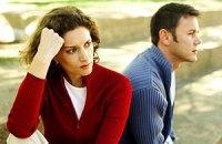 В 2011 году в Украине зафиксировано 62 тыс. разводов