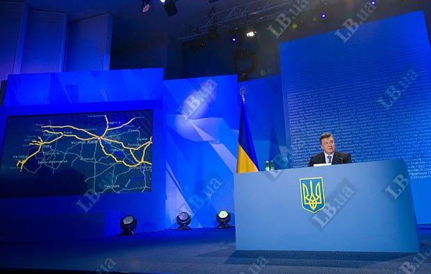 Луценко считает Президента Виктора Януковича главным олигархом страны