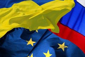 Россия готова обсуждать с ЕС отношения с Украиной на саммите в Брюсселе