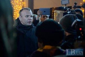 МВД: Асавелюк прошел проверку ГПУ