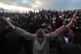 Погромы в Украине? «Во Львове возможно такое же, как в Москве»