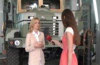 Нардепы Донец и Дзензерский обещают Нацгвардии первые бронированные грузовики уже через две недели