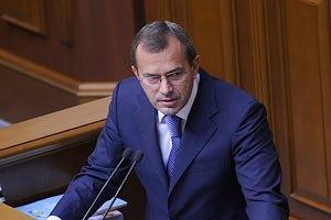 Клюев ходил в Раду из-за тревоги за Украину