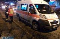 Допомога постраждалим: в Київській області буде створено 3-4 притрасові травмоцентри