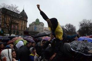 Во Львовской области объявили бессрочную забастовку
