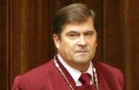 Глава КС похвалил работу судей на выборах