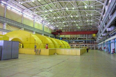 Энергоблок №4 Запорожской АЭС досрочно подключен кэнергосистеме Украины