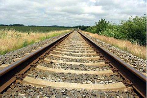 ВСША набар «Сошедший срельсов» свалился вагон поезда