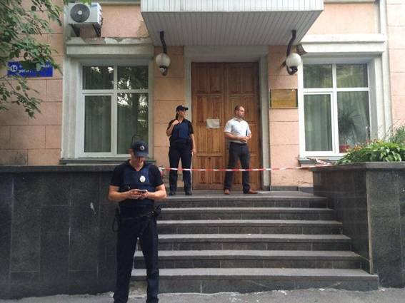 ВКиеве в клинике расстреляли мужчину