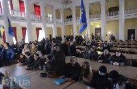 Несколько заметок относительно киевских выборов, которых не будет
