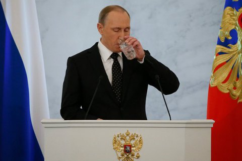 """Путин заявил о планах """"недругов за бугром"""" сорвать выборы в Госдуму"""
