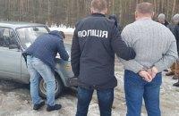 В Житомирській області майор поліції попався на ₴10 тис. хабара